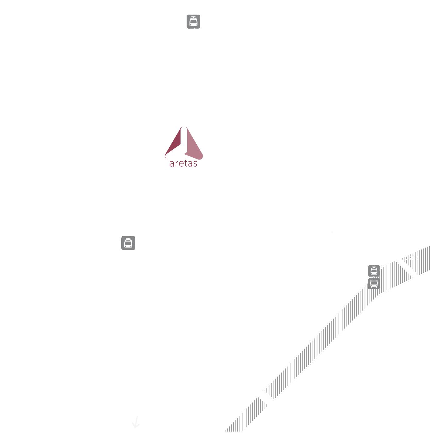 Karte Standort und Anfahrt Aretas